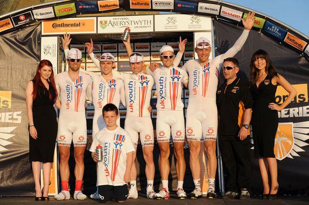 UK Youth, winners, Tour Series 2012, round five, Aberystwyth