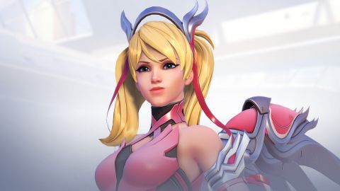 Overwatch Teams Up With Breast Cancer Research Foundation to Create New Skin