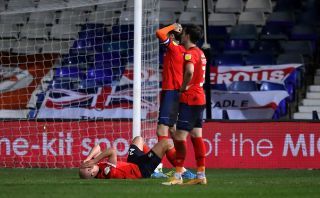Luton Town v Millwall – Sky Bet Championship – Kenilworth Road