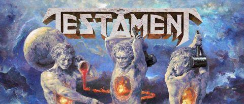 Testament's Titans Of Creation