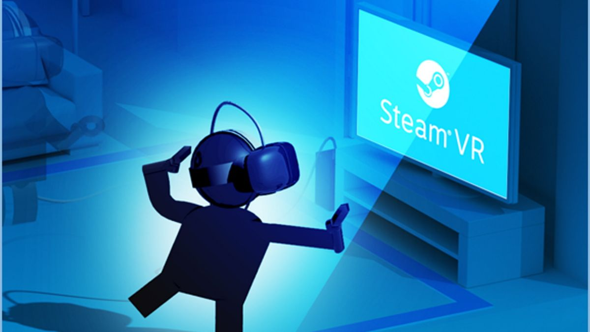 Steam VR update lets you take control of your field of view