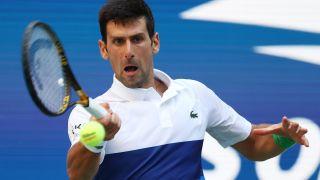 Novak Djokovic vs Jenson Brooksby live stream: Novak Djokovic in round three