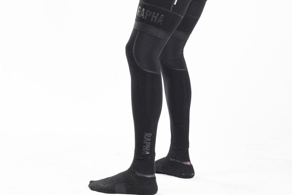 Rapha Pro Team Shadow Leg Warmers Review - Cycling Weekly