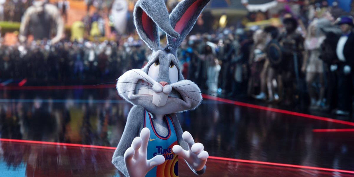 Bugs Bunny in Space Jam: A New Legacy