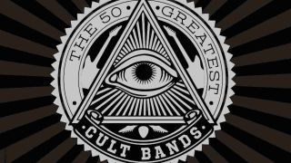 Cult metal bands logo