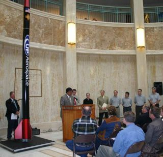 Southwest Regional Spaceport Touted as New Mexico Moneymaker