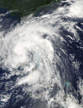 Tropical Storm Isaac Aug26