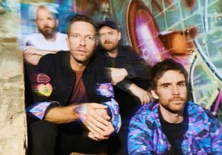 Coldplay on The Late Late Show