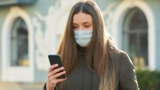 How to unlock your iPhone while wearing a face mask