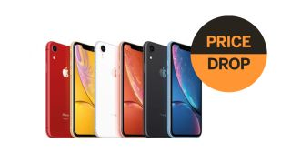 Get the iPhone XR with 60GB data and unlimited mins & texts for £29/mo!
