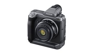 The Fujinon GF 50mm f/3.5 R is Fujifilm's most compact pancake lens yet