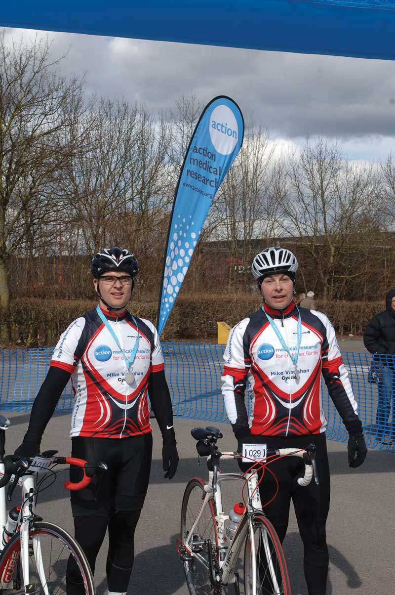 Cyclo-sportive: AMR Outdoors show 2010