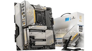 MSI Z590 Ace Gold Edition