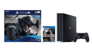 Black Friday PS4 deal: Playstation 4 Pro with Modern Warfare now $100 off