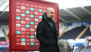 Ppe Guardiola, Manchester City