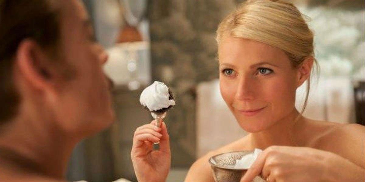 Gwyneth Paltrow naked in movie