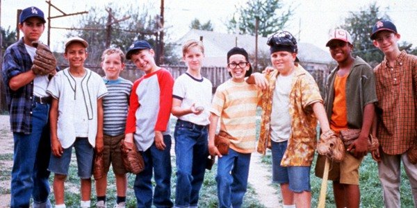 The Sandlot cast