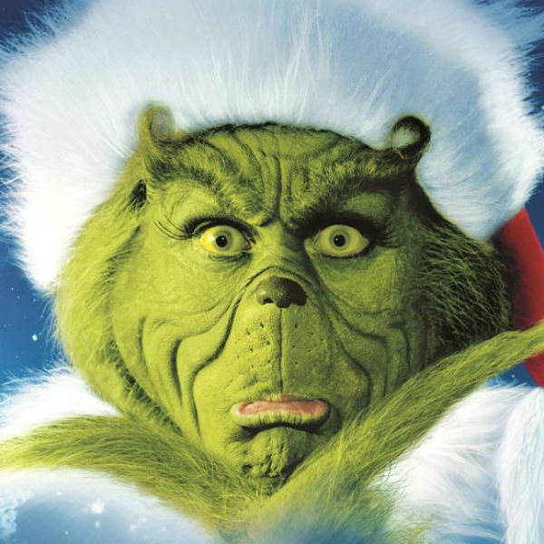 ... in How the Grinch Stole Christmas , Mr. Grinch is as green as can be