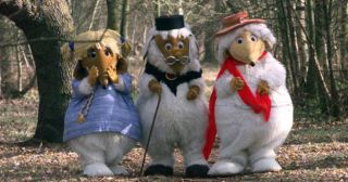 Wombles Alderney, Great Uncle Bulgaria and Orinoco