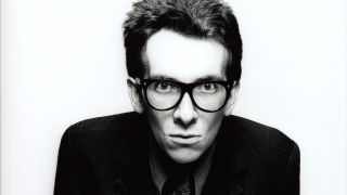 Photo of Elvis COSTELLO; (approx 1978)