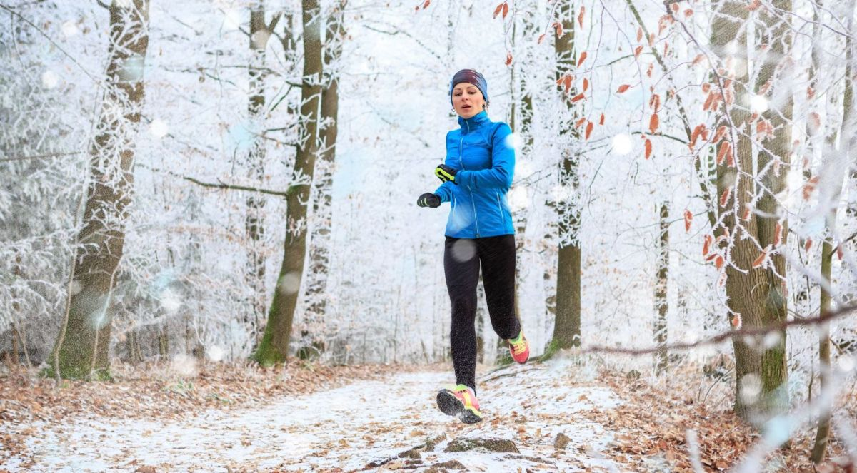 How to love winter running: why hitting the trails in colder weather doesn't have to be a chore