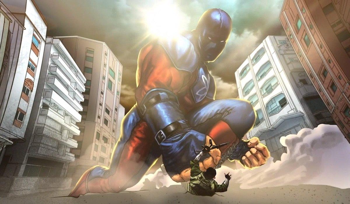 Atom Smasher in Black Adam