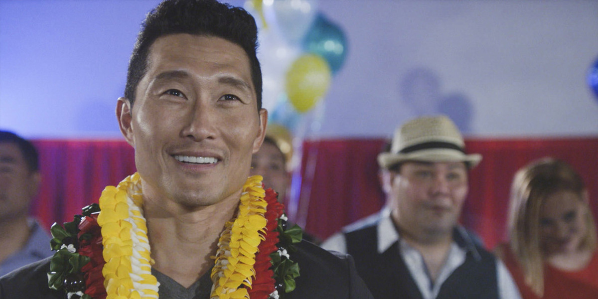 Hawaii Five-0 Daniel Dae Kim Chin Ho Kelly NBC