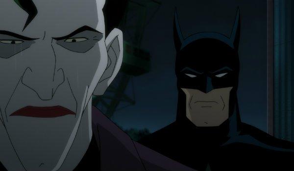 The Joker And Batman In The Killing Joke