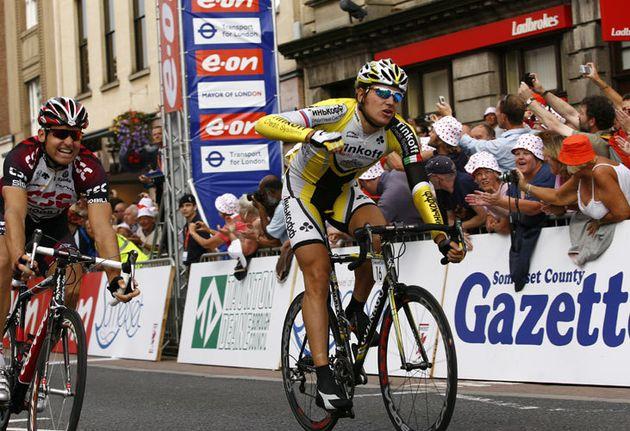 Nikolai Trusov wins st2 Tour of Britain 2007