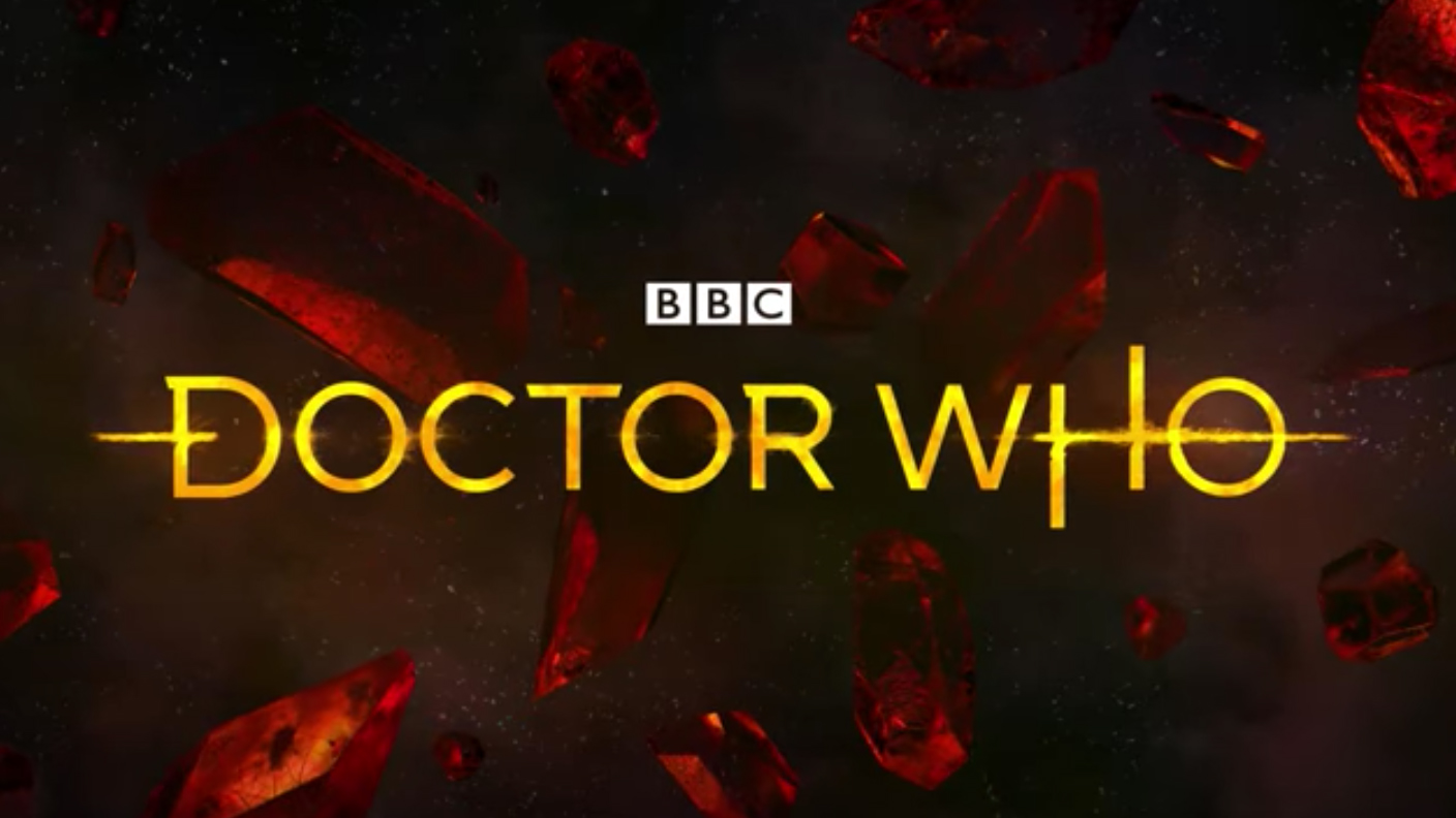 The Doctor Who logo has regenerated | Creative Bloq