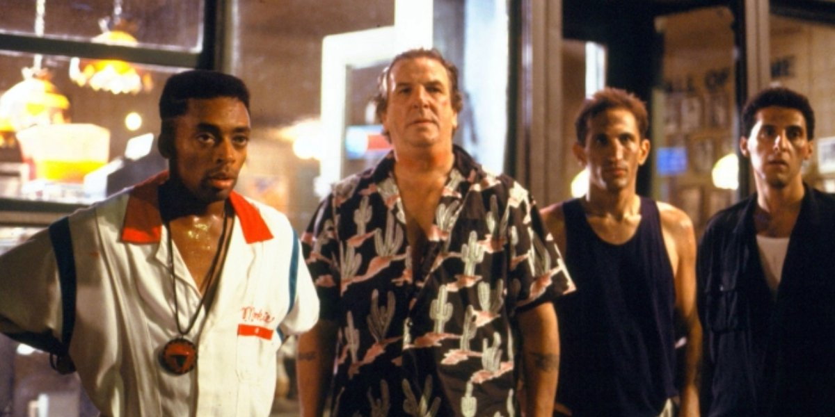 The Do the Right Thing cast