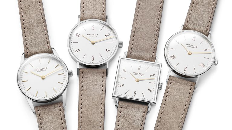 Baselworld 2019: Nomos Glashütte releases a set of simple, stylish watches for smaller wrists