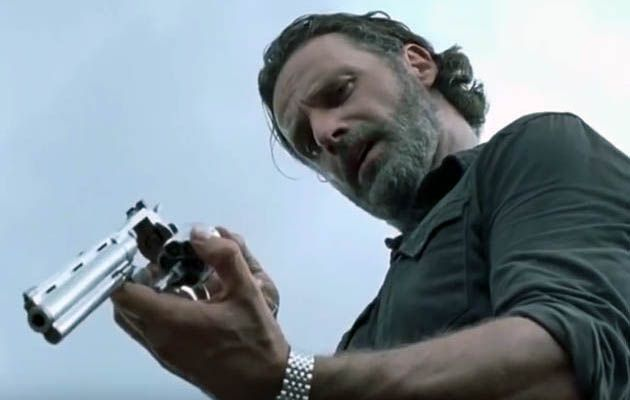 The Walking Dead season 7 finale