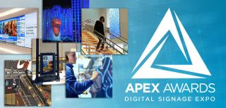 Digital Signage Expo Names 2018 APEX Award Winners