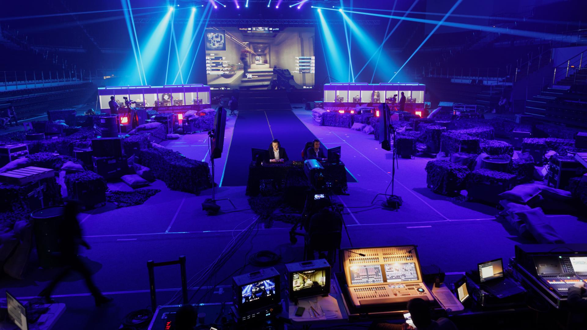 PC Festival in Petersburg, Russia.
