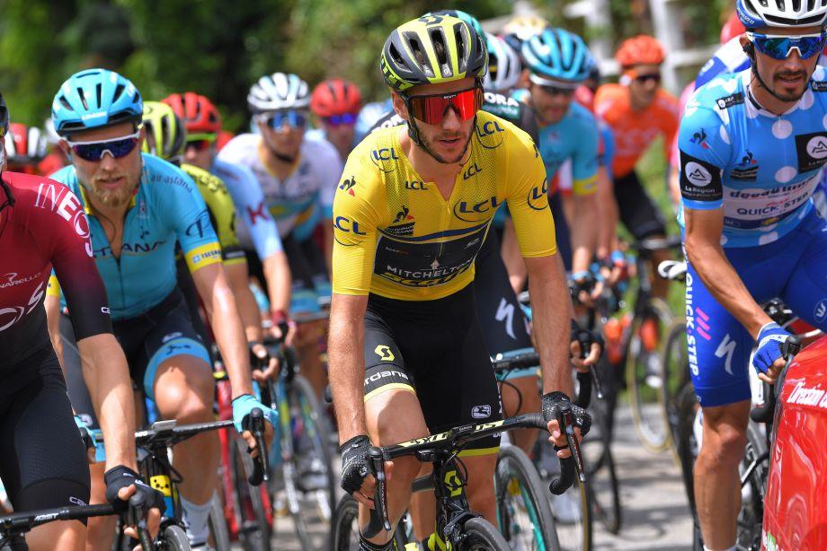 Adam Yates abandons the Critérium du Dauphiné 2019
