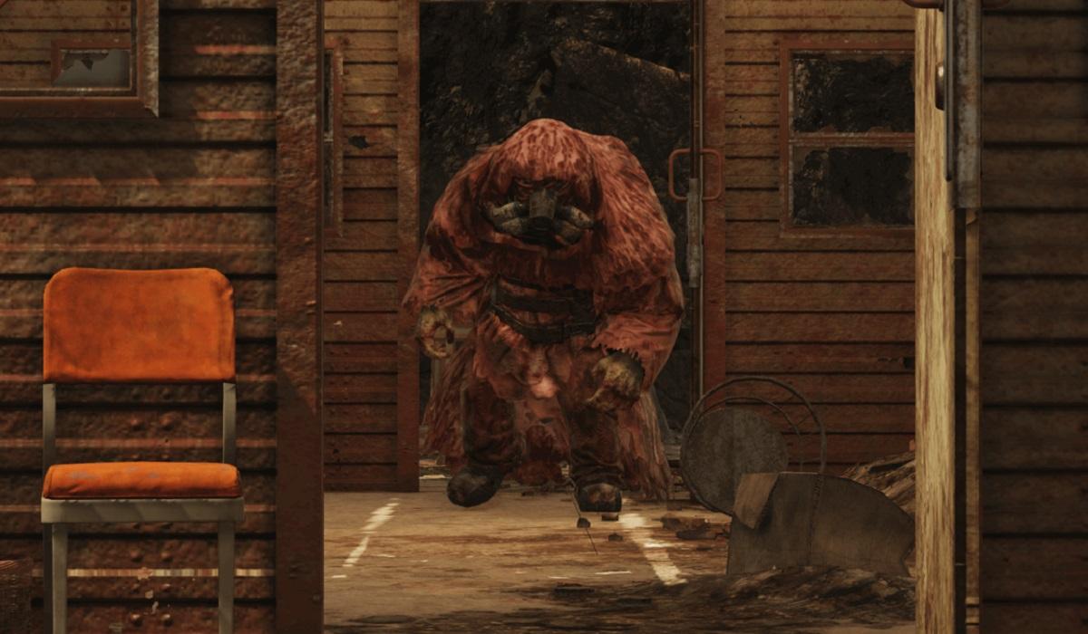 Mole Miner Fallout