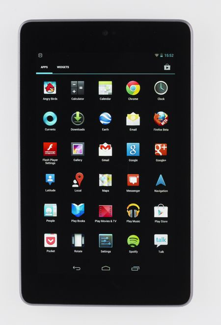 Google Nexus 7 Review What Hi Fi