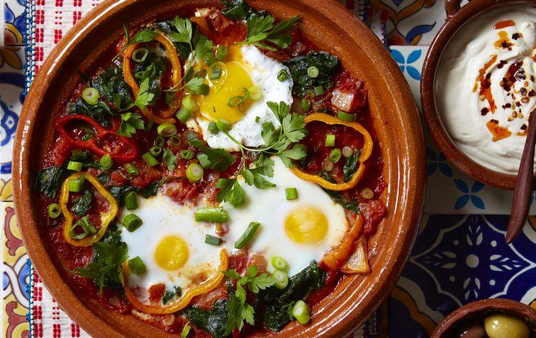 turkish eggs
