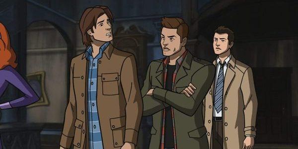 supernatural scooby-doo crossover sam dean castiel
