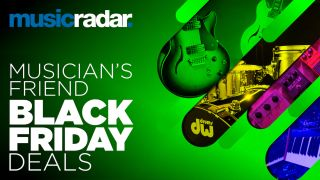 Musician's Friend Black Friday 2020: All the best deals on guitars, recording gear and drums that are still live