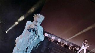 Lindemann onstage