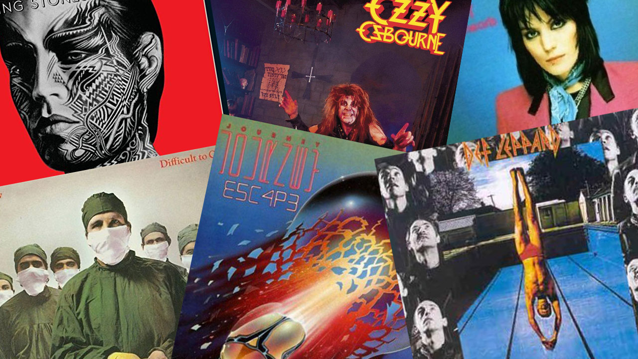 The 20 best albums of 1981 | Louder