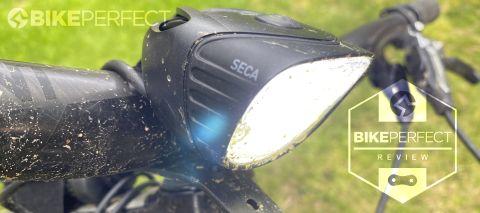 Light and Motion Seca 2000 Race light