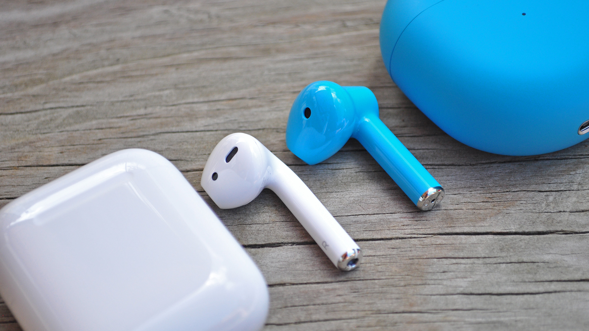 Oneplus Buds Vs Apple Airpods Which Wireless Earbuds Are Best Tom S Guide