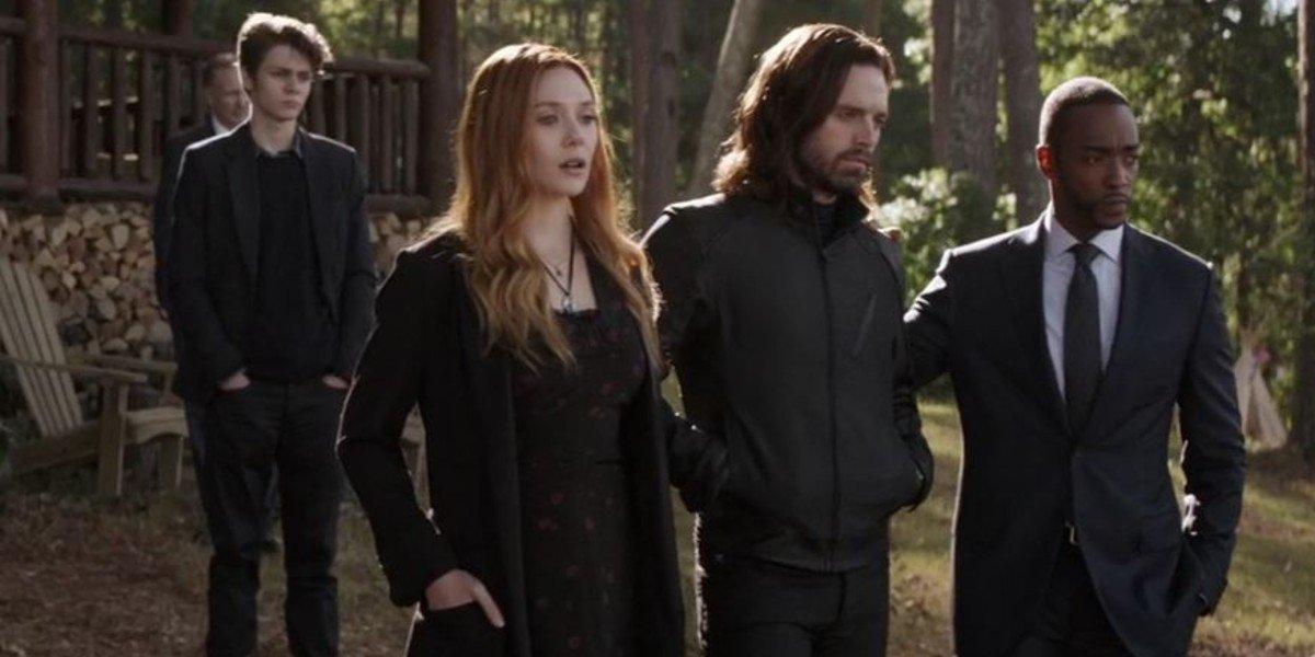 Ty Simpkins - Avengers: Endgame