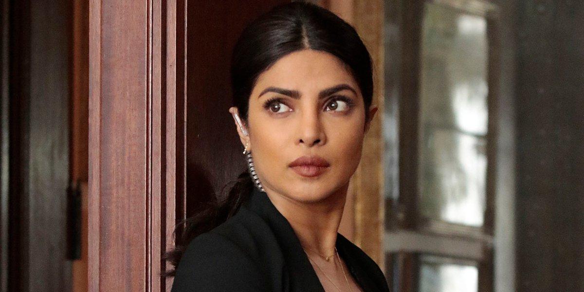 Priyanka Chopra Jonas on Quantico