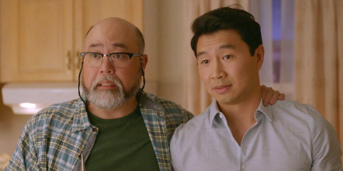 Paul Sun-Hyung Lee and Simu Liu on Kim's Convenience