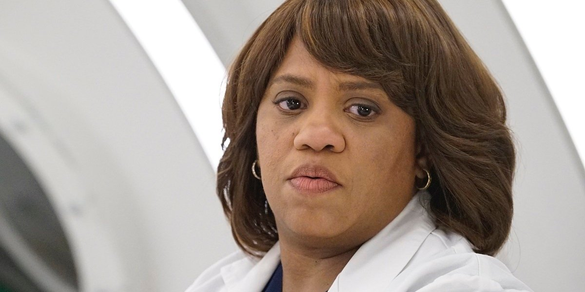 Dr. Bailey Grey's Anatomy ABC