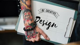 be creative design